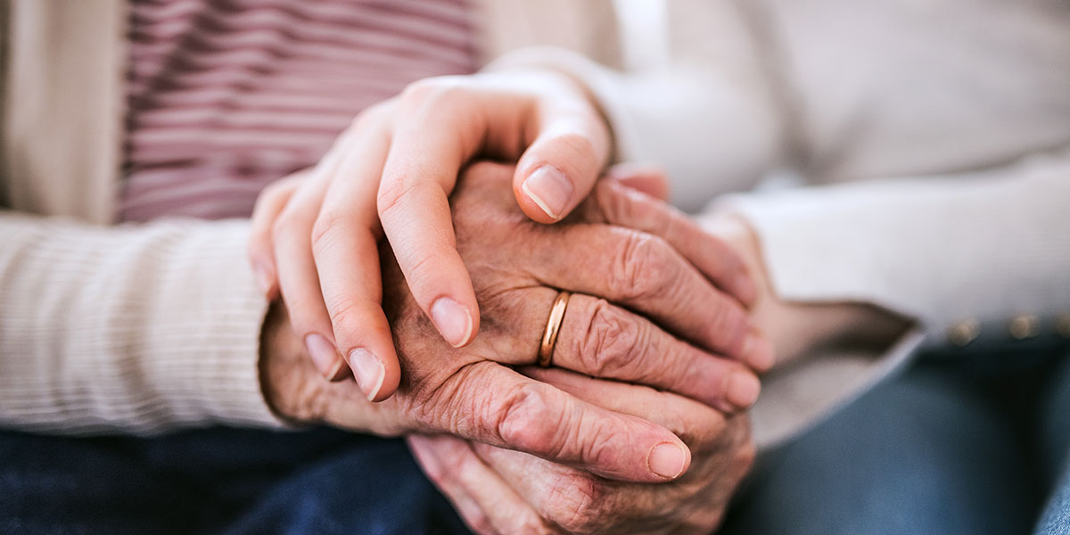Ours carers support the elderly to remain living in their own home safely for as long as possible