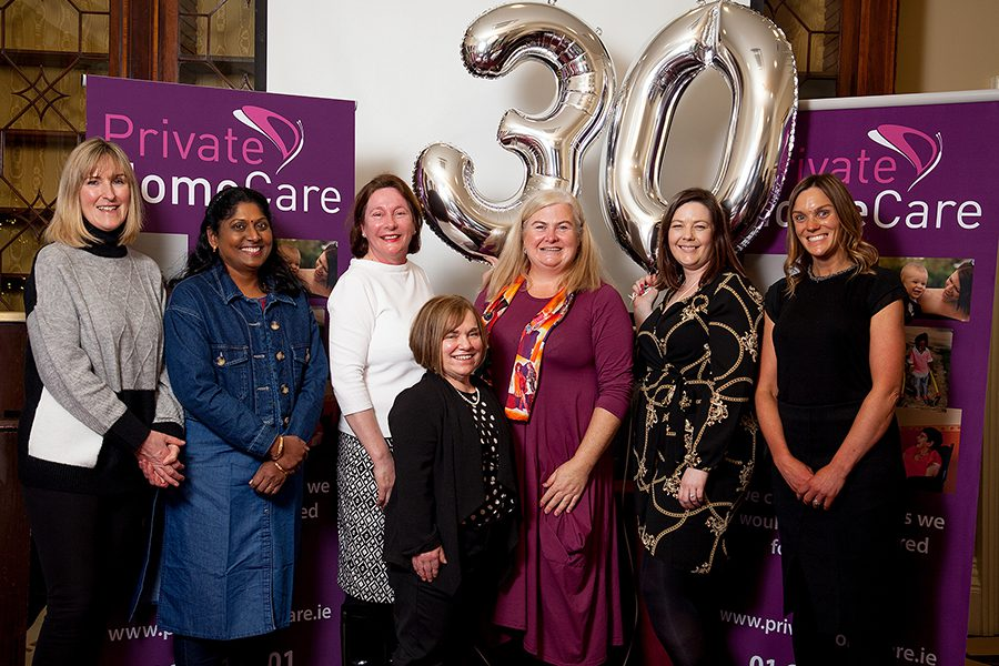 Private HomeCare Celebrate 30 Years In Business